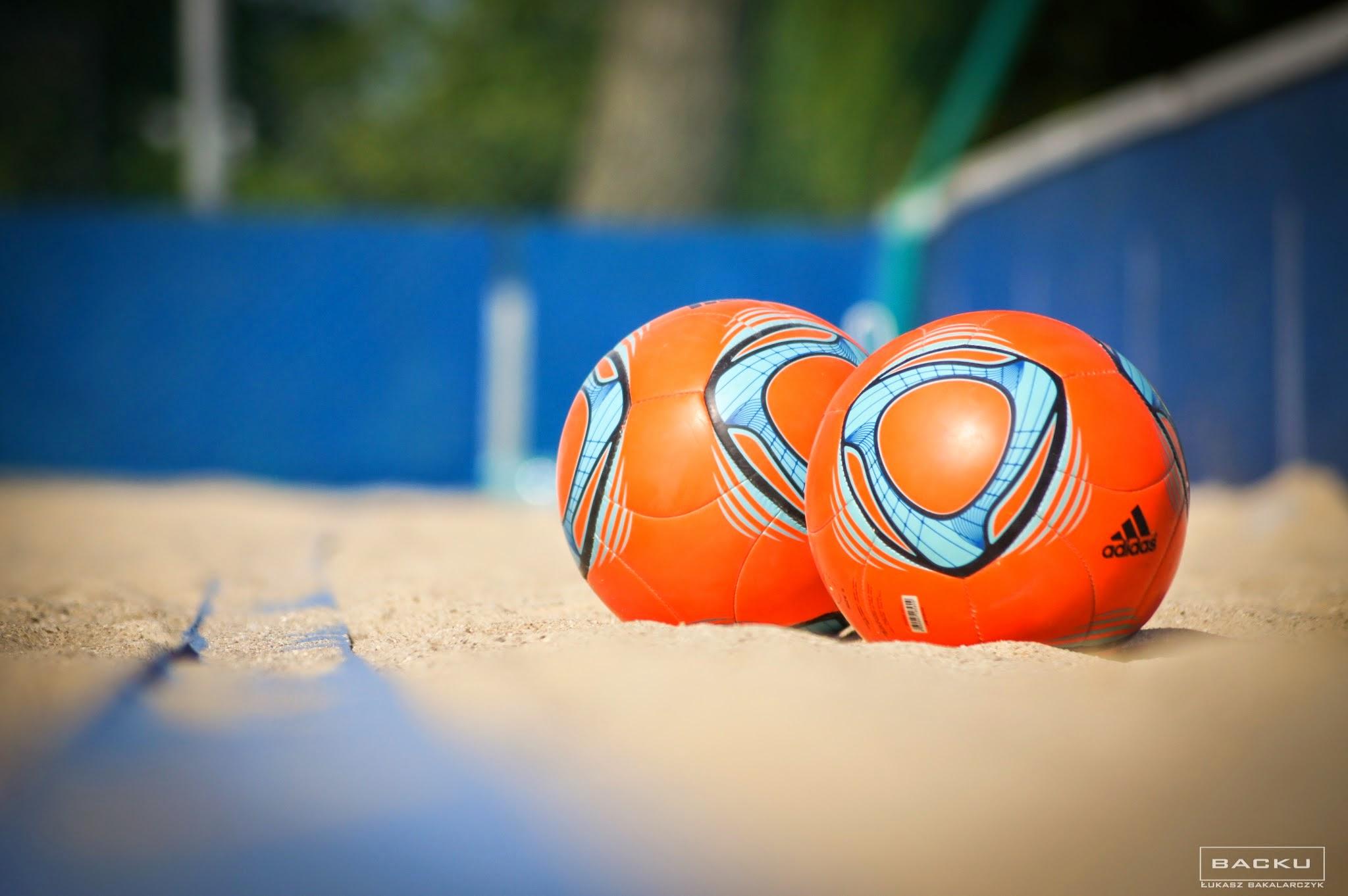 Beach Soccer 2015 – terminy planowanych imprez