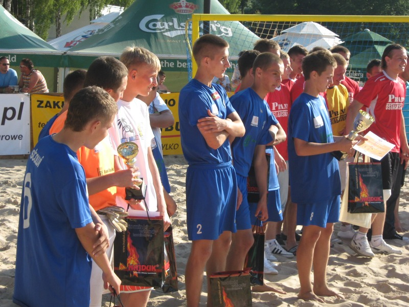 Prant Cup, lipiec 2010