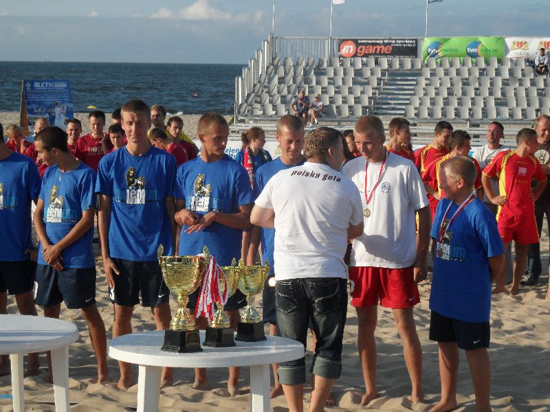 Gdańsk Stogi – Młodzieżowe Mistrzostwa Polski, sierpień 2011