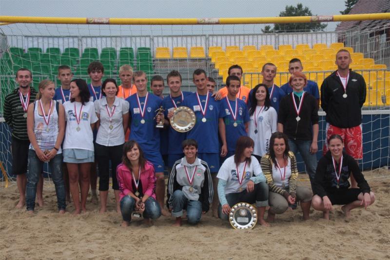 Mistrzostwa Polski Juniorów, lipiec 2010