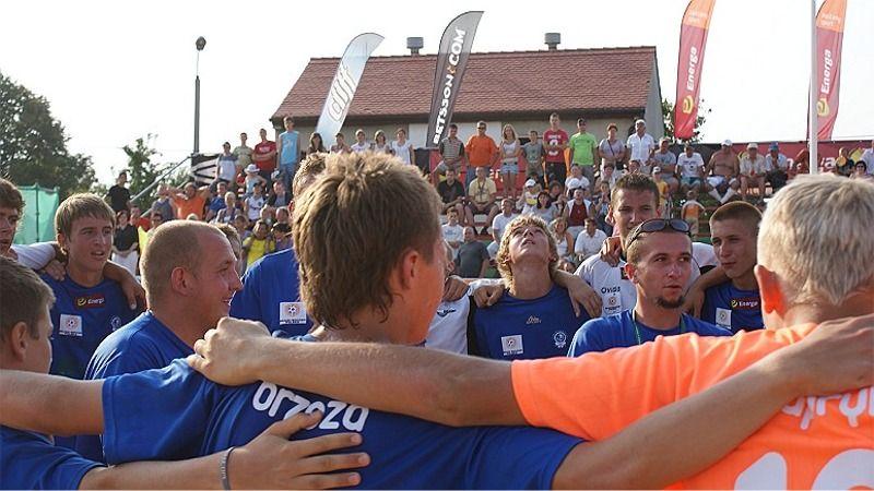 Gliwice, sierpień 2009 – Mistrzostwa Polski Juniorów