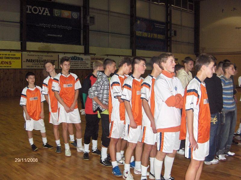Hary Cup, listopad 2008
