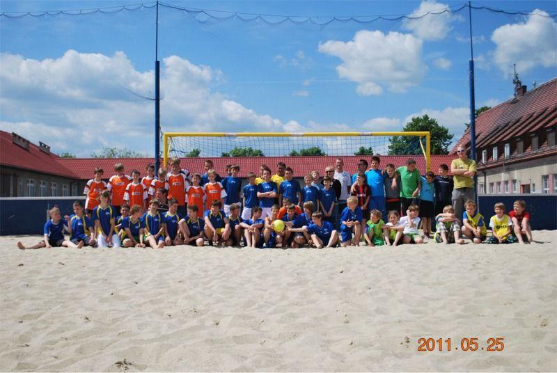 Mistrzostwa szkół podstawowych, maj 2011