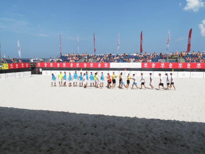 I liga Beach Soccera – zagramy w Chodczu