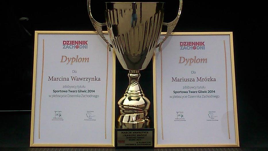 Sportowa Twarz Gliwic 2014