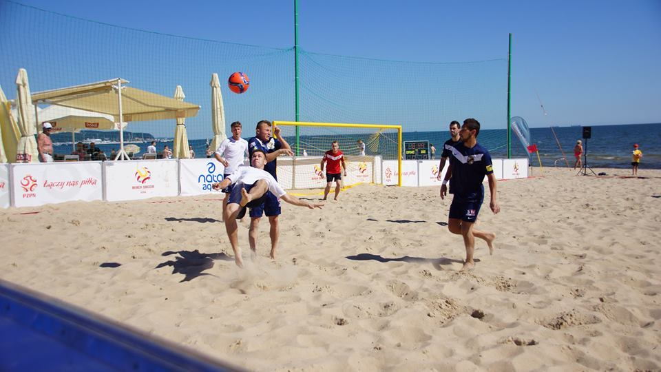 Puchar Polski w Beach Soccer 2015