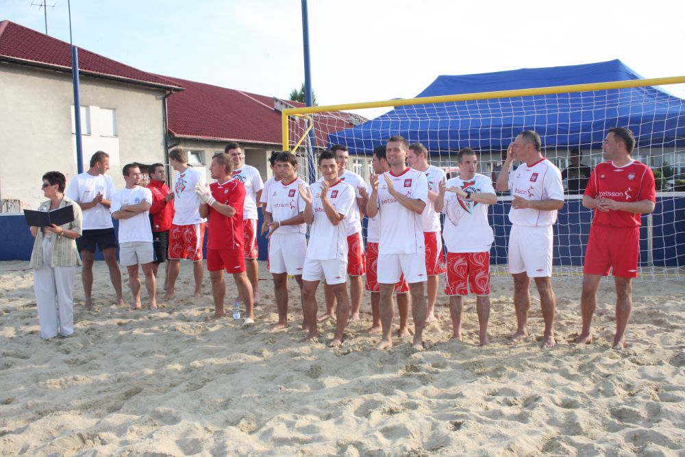 Milenium Beach Soccer Cup 2009