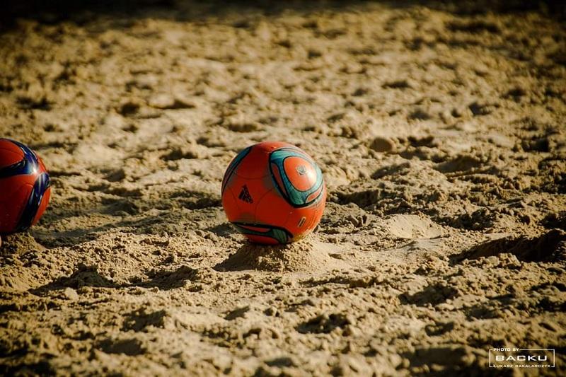 VI Mistrzostwa Gliwic Szkół Podstawowych w Beach Soccer