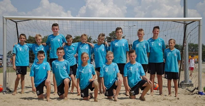 Opoczno Beach Soccer Cup – I i II miejsce !!!