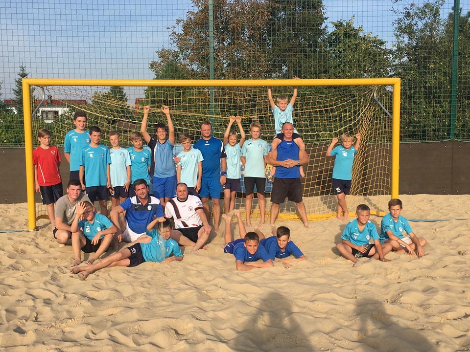 Beach Soccer Trwa
