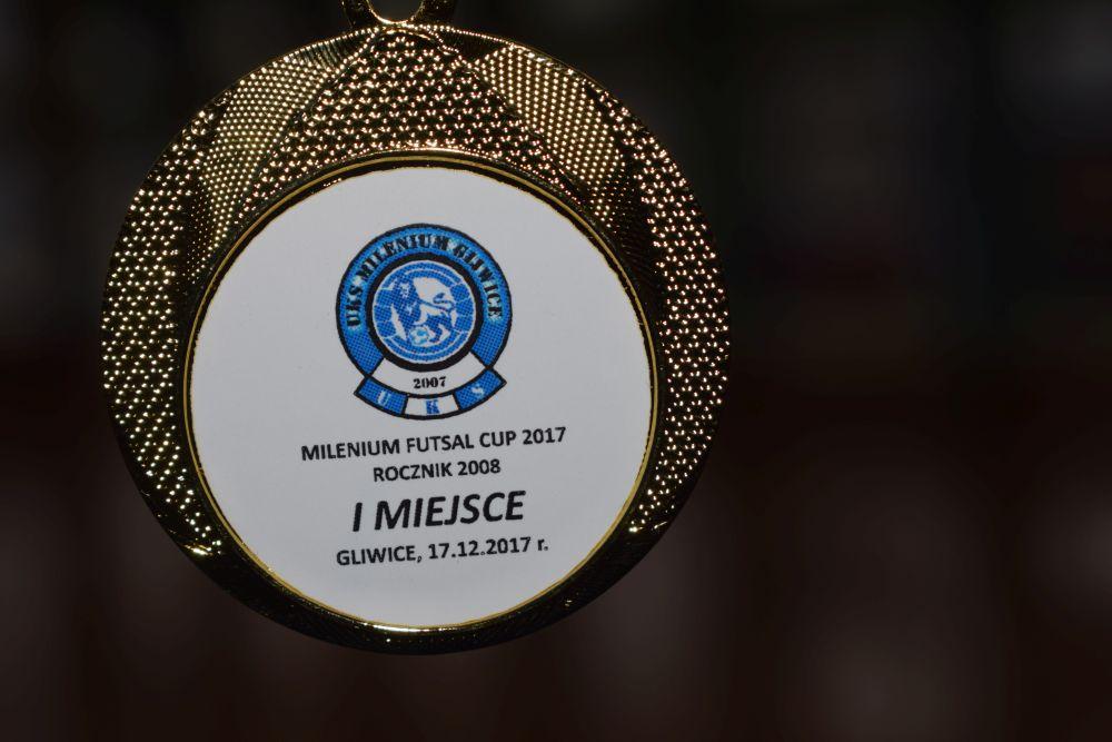 MILENIUM FUTSAL CUP – ROCZNIK 2008 – ZWYCIĘSTWO MILENIUM!