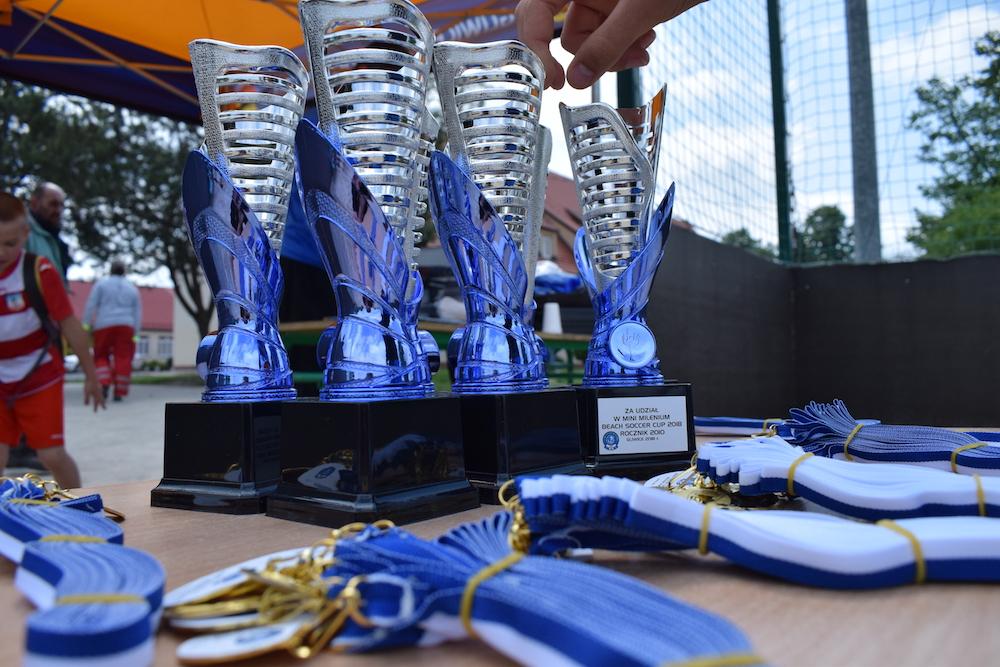 MINI MILENIUM BEACH SOCCER CUP 2018 – ROCZNIK 2010 I 2011